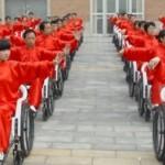 Chansijing China rolstoelgroep